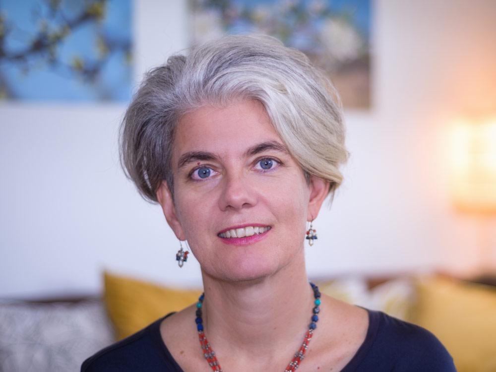 Klinische Psychologin Mag. Sandra Gerö